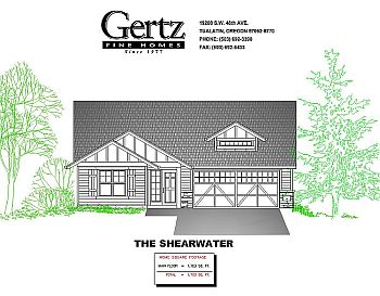 The Shearwater Floor Plan