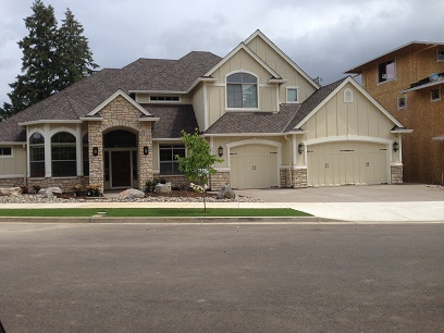 new home in Tigard Oregon